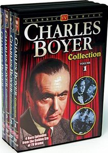 Charles Boyer Collection 1-4