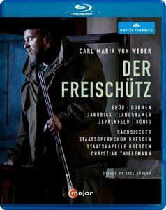 Carl Maria von Weber: Der Freischutz