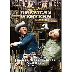 The Great American Western: Volume 31: Roy Rogers