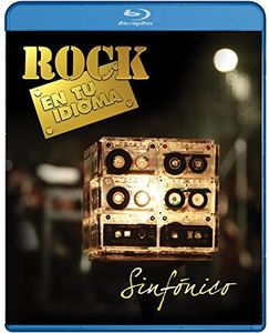 Rock En Tu Idioma Sinfonico [Import]