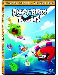 Angry Birds Toons: Season 3 Volume 1