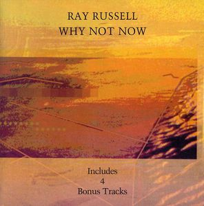 Why Not Now [Import]