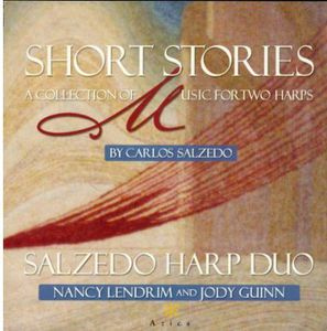 Salzedo Harp Duo : Short Stories