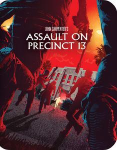 Assault on Precinct 13 (Steelbook)