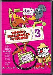 Rocky & Bullwinkle & Friends: Complete Season 3 , William Conrad