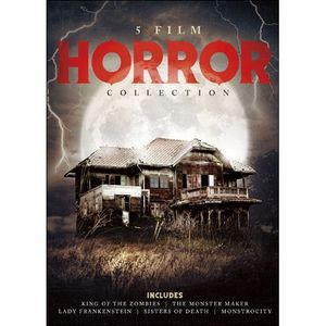 5-film Horror Collection