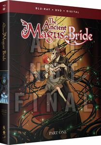 The Ancient Magus Bride: The Complete Series - Part One , Todd Haberkorn