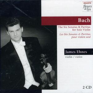 6 Sonatas & Partitas for Solo Violin