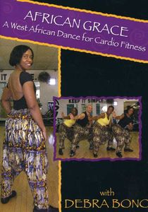 African Grace: West African Dance for Cardio