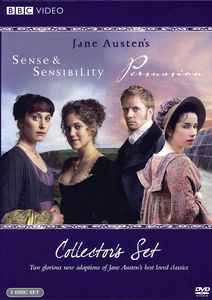 Sense & Sensibility (2008) & Persuasion (2007)