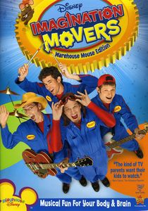 Imagination Movers: Volume 1: Warehouse Mouse Edition