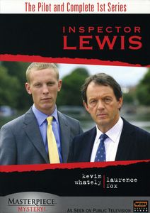 Inspector Lewis: The Pilot and Complete 1st Series (Masterpiece)