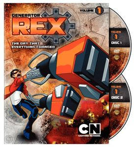 Generator Rex: Volume 1