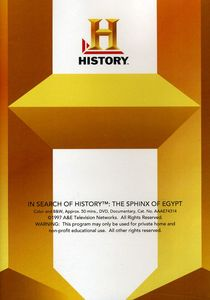 Sphinx of Egypt