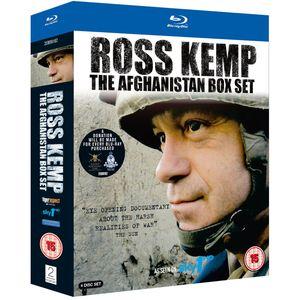 Ross Kemp: Afghanistan Box Set [Import]