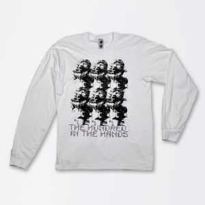 2010 Collection Long Sleeve T-Shirt White - M