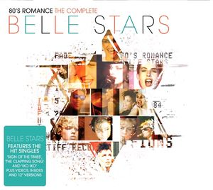 80s Romance: Complete Belle Stars [Import]