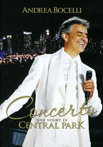 Concerto: One Night in Central Park (DVD) [Import]