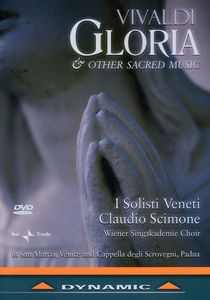 Gloria & Other Sacred Works