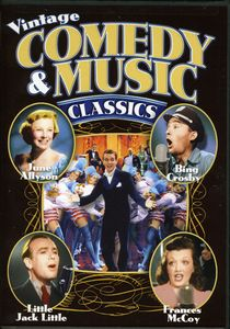 Vintage Comedy & Music Classics