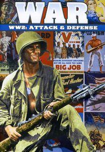 Attack and Defense: Rare Patriotic World War II Short Subjects