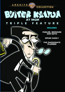 Buster Keaton at MGM Triple Feature
