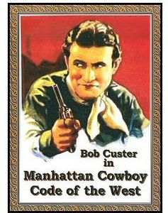 Manhattan Cowboy 1928 /  Code