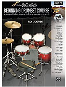 On the Beaten Path: Beginning Drumset Course Complete