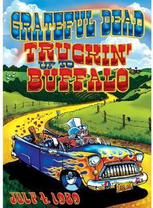 Truckin Up to Buffalo