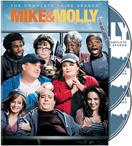 Mike & Molly: The Complete Third Season