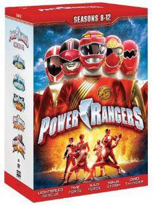 Power Rangers: Seasons 8-12