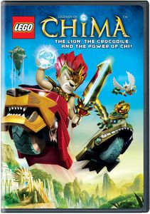 Lego: Legends of Chima: The Lion, The Crocodile and the Power of Chi!: Season One, Part One