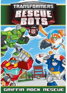 Transformers Rescue Bots: Griffin Rock Rumble