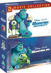Monsters University /  Monsters Inc [Import]