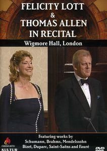 Felicity Lott & Thomas Allen: Recital