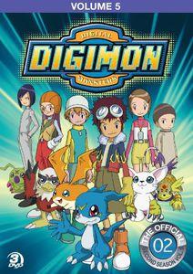 Digimon Adventure, Vol. 5