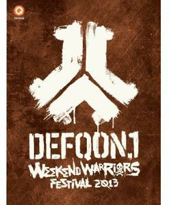 Defqon.1-Weekend Warriors Festival '13 [Import]