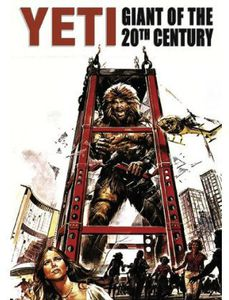 Yeti: Giant of the The 20th Century