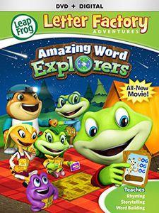 Leapfrog: Amazing Word Explorers