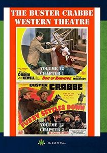 The Buster Crabbe Western Theatre: Volume 12