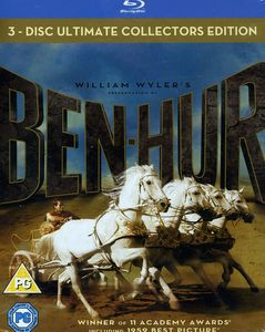 Ben-Hur (Ultimate Collector's Edition) [Import]
