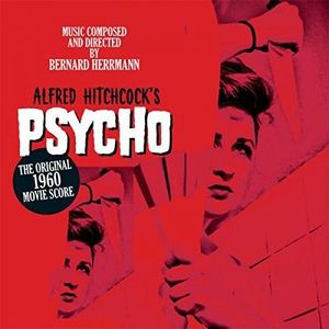 Alfred Hitchcock's Psycho Original 1960 Score [Import]