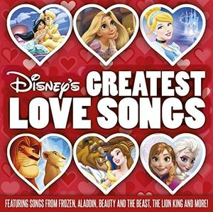 Whole New World: Disney's Greatest Love Songs [Import]