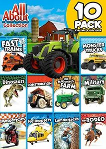 All About Collection 10-Pack: Explore and Discover