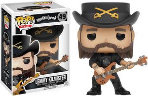 FUNKO POP! ROCKS: Motorhead - Lemmy Kilmister