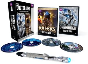 Doctor Who: Monsters Gift Set