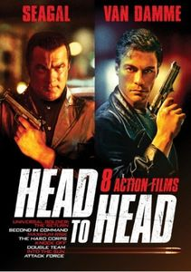 Head to Head: Steven Seagal vs Jean-Claude Van Damme: 8 Action Films