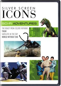 Silver Screen Icons: Sci-Fi Adventures