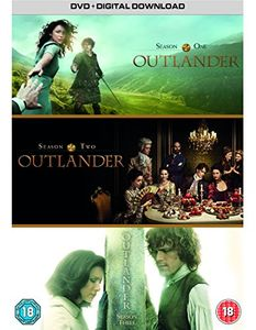 Outlander: Seasons 1-3 [Import]