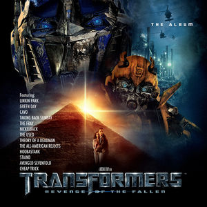 Transformers: Revenge Of The Fallen - Original Soundtrack